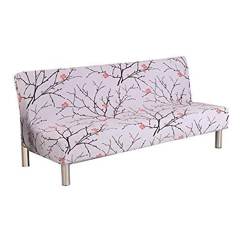 Miju fodera divano in polyester elasticizzato, stensibile copridivano tre posti, bellissimo copridivano angolare elegante stampa