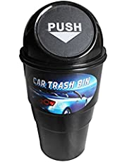 Generic (unbranded) Mini Car Trash Bin (Black)