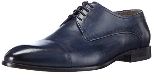 Hugo C-Dresder 10187458 01, Derby homme Bleu - Blau (Dark Blue 401)