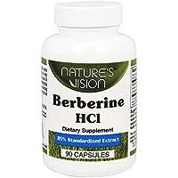 Nature's Vision - Berberina HCl 400 mg. - 90cápsulas