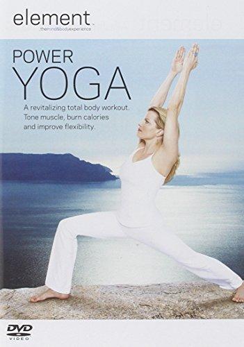 element: power yoga [edizione: regno unito] [edizione: regno unito]