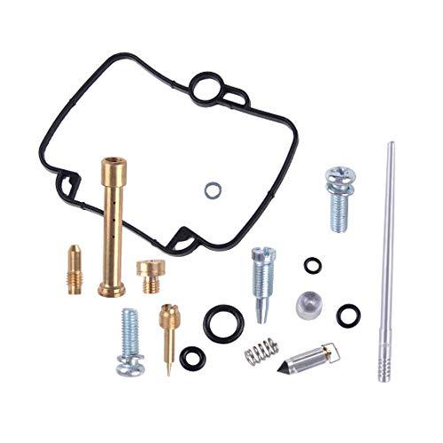 LETAOSK Vergaser Reparatur Satz Fit für Bandit 400 (GSF400) GK75A Mikuni (Mikuni-motorrad-vergaser)