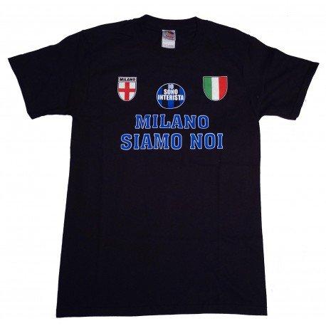 Inter Camiseta de Milán, Nos 15 del Campeonato de la Temporada 2006/07 - S, Negro
