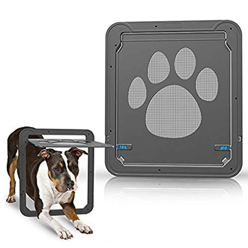 Level ABS Automatical Pet Tore Katzen Tür für Screen-Fenster Home Cottage Nylon-Mesh-Welpen-Kätzchen-Zaun Tür -