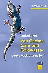Von Geckos, Garn und Goldwasser: Die Nanowelt lässt grüßen (Erlebnis Wissenschaft)