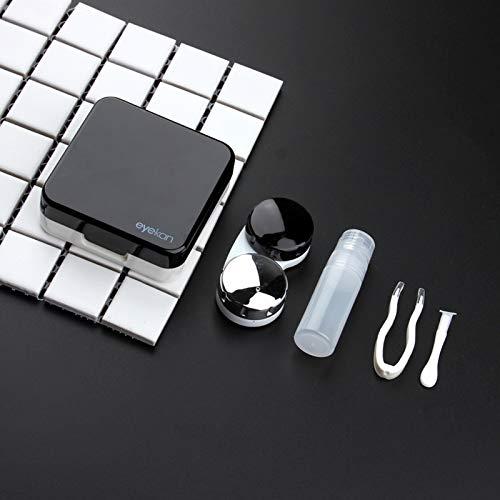 Wuudi Cute Kontaktlinsenbehälter Reisen Kontakt Objektiv Halterung Mini -