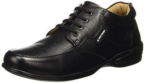 Red Chief Men's Black Sneakers - 7 UK/India (41 EU)(RC3506 001)