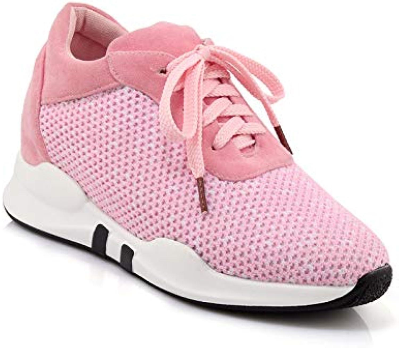 Lsm-Heels Wouomo Internal Increase Casual scarpe da ginnastica scarpe | Ottima qualità  | Uomo/Donna Scarpa