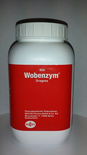 WOBENZYM (N) 800 Drag.magensaftres_AT