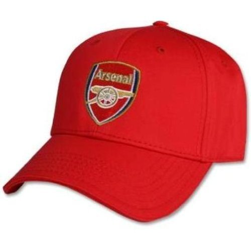 Arsenal FC Cap Kappe Cappy rot Fanartikel - Arsenal-fußball-hut Fc