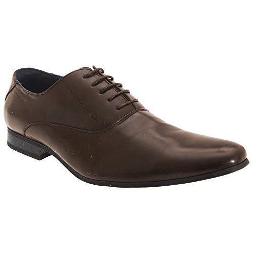 Route 21 Chaussures de Ville - Homme Fauve