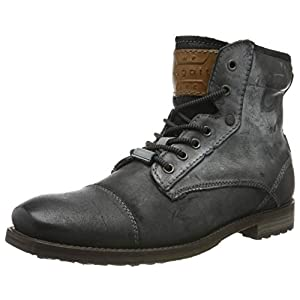 bugatti Herren 321803311914 Klassische Stiefel Kurzschaft Stiefel