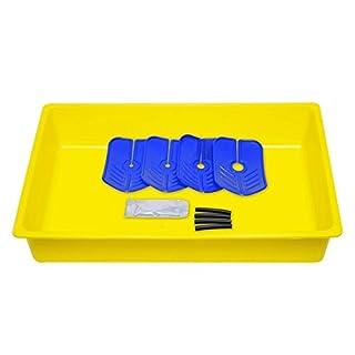 Arctic Hayes ARCDT1 DT1 Radiator Drain Tray Kit, Blue