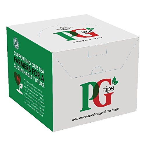200-PG-Tips-individuel-Enveloped-Tagged-sachets-de-th