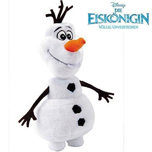 Peluche Olaf Muñeco de nieve de Disney, 20 cm Hielo De Disney Reina 20 cm Figura De Peluche peluche