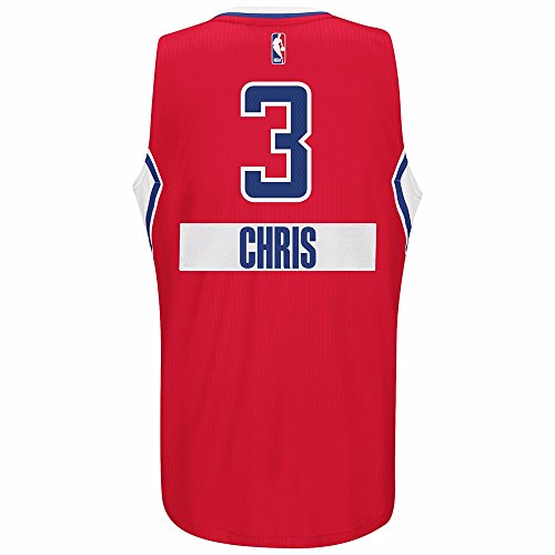 Chris Paul Los Angeles cippers NBA Adidas Herren Rot 2014 Christmas Day Swingman ClimaCool JERSEY, Herren, rot