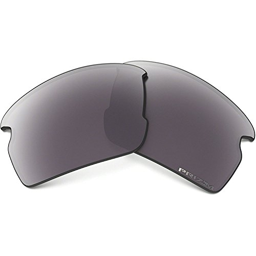 Oakley Flak 2.0 Prizm Replacement Lens Daily Polarized, One Size