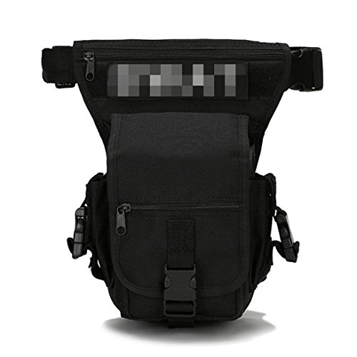 Vdual Damen Herren Tactical Hip Bag Hüfttasche Beintasche -