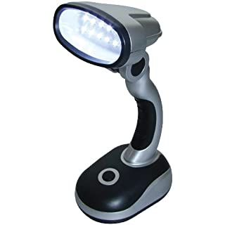 Am-Tech 12-LED Desk Lamp