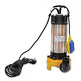 Submergible Water Pump for Dirty Water 2200 W with Cutting Blade