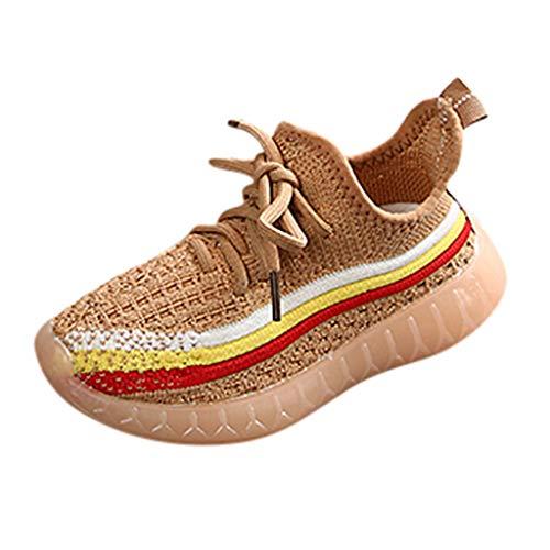 Moda Scarpe per Bambini Scarpe Sportive Luci Scarpe da Passeggio Leggere Scarpe da Trail Scarpe Incandescenti Scarpe Fluorescenti Scarpe da Corsa Scarpe da Ginnastica