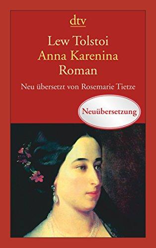 Buchseite und Rezensionen zu 'Anna Karenina: Roman' von Lew Tolstoi