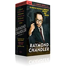 Raymond Chandler: The Library of America Edition Set