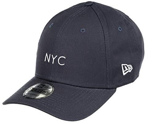A New ERA Herren NYC Seasonal 9forty Ne NVY Kappe, Marineblau, Einheitsgröße