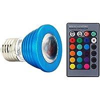 LEDMOMO El techo colorido moderno de RGB del techo de la pared del espiral LED abajo enciende con la lámpara teledirigida de KTV de la barra del disco