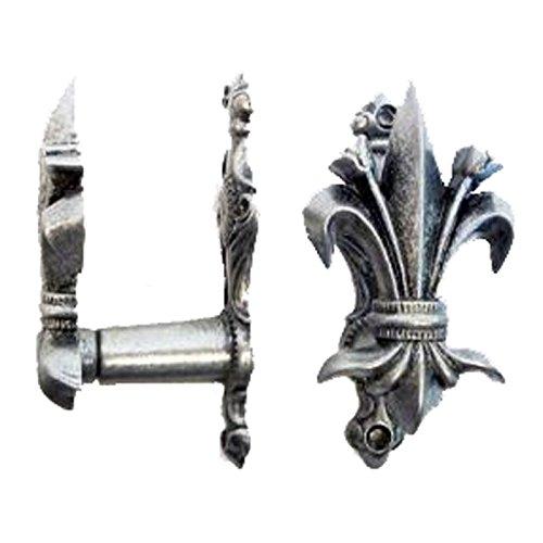 Jean Fuentes - Soporte de pared para espadas, diseño de flor de...