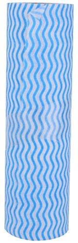 Duzzit Multipurpose Cloths - 23 cm x 30 cm (Blue & White)