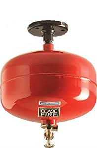 Ceasefire Ceiling Mounted - Clean Agent Gas based Fire Extinguisher (FE 36) - 5 kg