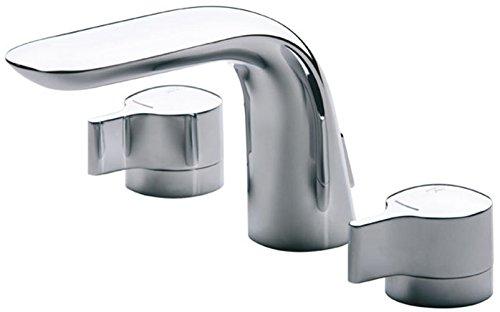 Ideal Standard A4288AA 3-Loch Waschtisch Armatur Melange, chrom - Standard 3-loch