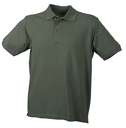 Classic Polo Junior im digatex-package Olive