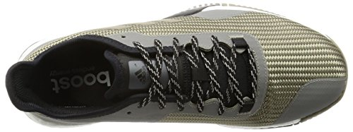 adidas Crazytrain Elite M, Chaussures de Running Homme Multicolore (Trace Cargo S17/trace Cargo S17/core Black)