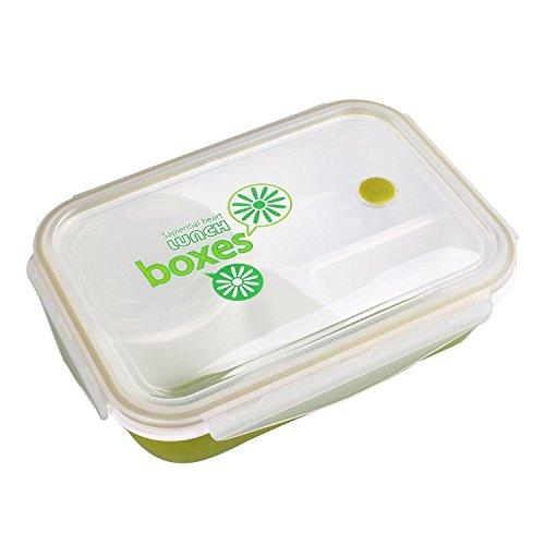 Contenedor porta SOLEDI Fregadero multifunci¨®n Lavavajillas microondas y congelador seguro BPA verde ecol¨®gico