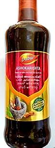 Dabur India Women's Ashokarishta Syrup, 450ml (Yellow)