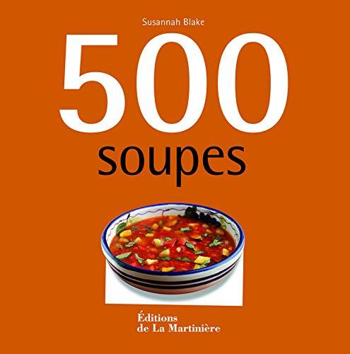 500 soupes par Susannah Blake