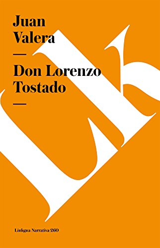 Don Lorenzo Tostado Cover Image