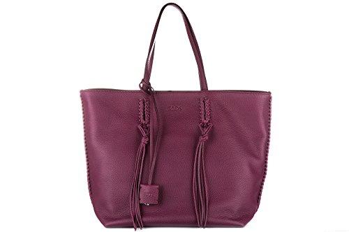tods-bolso-de-mano-para-compras-en-piel-mujer-nuevo-gipsy-violeta