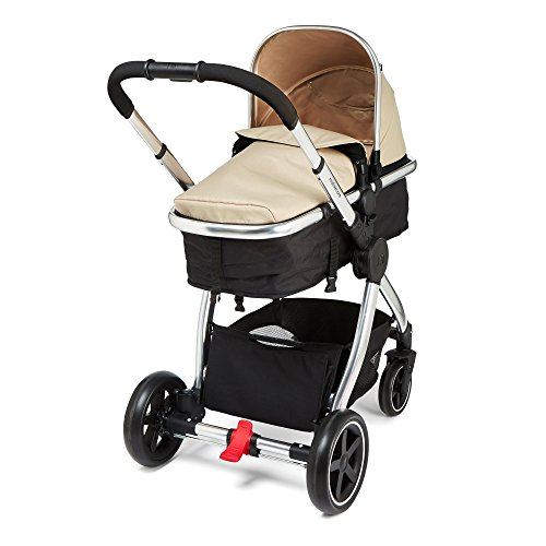 Mothercare Journey Travel System, Sand/Chrome 41uDPic 2B SL