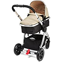 Mothercare Journey Travel System, Sand/Chrome