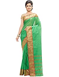 Slice Of Bengal Light Weight Broad Border Cotton Handloom Taant Tangail Saree-101001001098