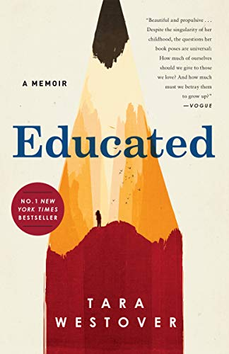Educated: A Memoir por Tara Westover
