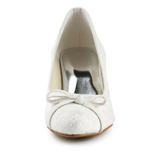 Jia Jia Wedding 586441 Scarpe Sposa Scarpe col tacco donna Beige