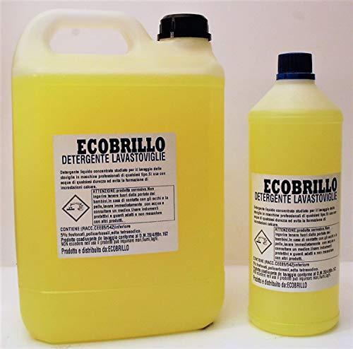 Ecobrillo Detergente Lavastoviglie 6 L