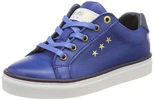 714ea401 Pantofola d'Oro Napoli Ragazzi Low, Baskets garçon, Bleu Olympe, ...