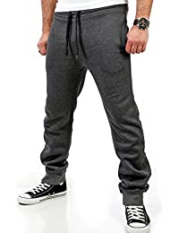Reslad Herren Jogginghose Trainingshose Sweatpants RS-5060