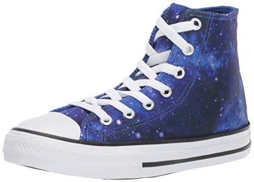 Converse Kids' Chuck Taylor All Star Miss Galaxy Print Sneaker