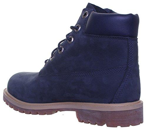 Timberland - Premium Boot - Mixte Junior Bleu - Navy KP